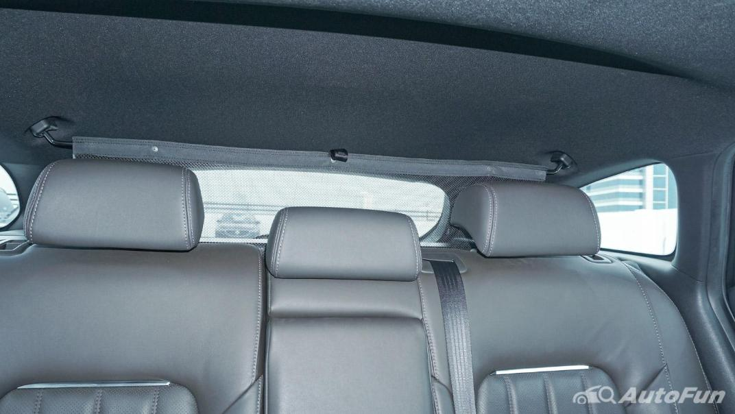 Mazda 6 Elite Estate Interior 053