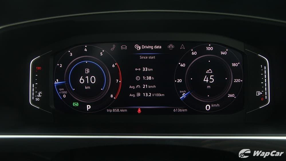 Volkswagen Tiguan 2019 Interior 014