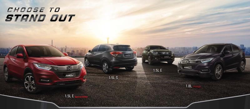 Perbandingan Mazda CX-3 SPORT 1.5 dengan Honda HR-V, Siap Bertarung Jadi Crossover Terlaris Indonesia 02