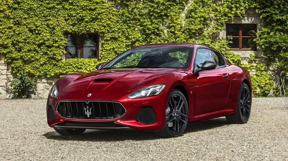 Maserati Granturismo 2019 Exterior 003