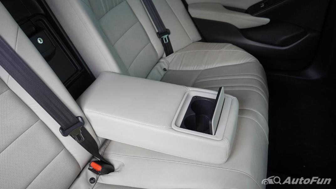 2021 Honda Accord 1.5L Interior 031