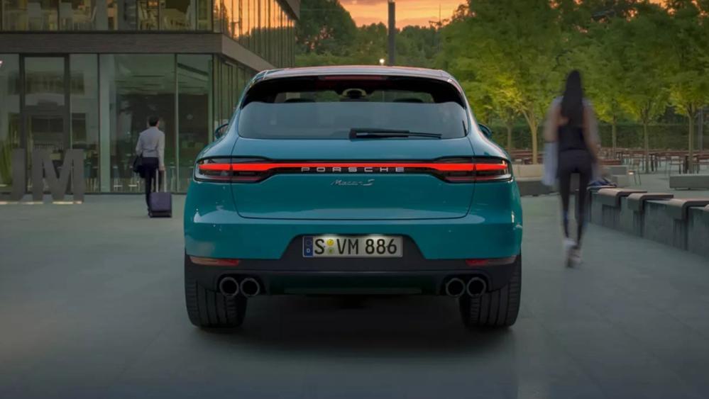 Porsche Macan 2019 Exterior 006
