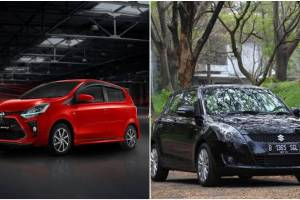 Harga Mirip, Kenapa Toyota Agya GR Sport Lebih Oke Dari Suzuki Swift Bekas 2017?