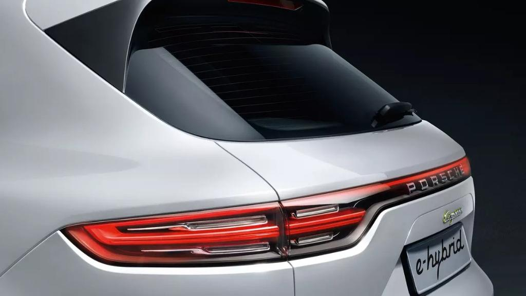 Porsche Cayenne 2019 Exterior 018