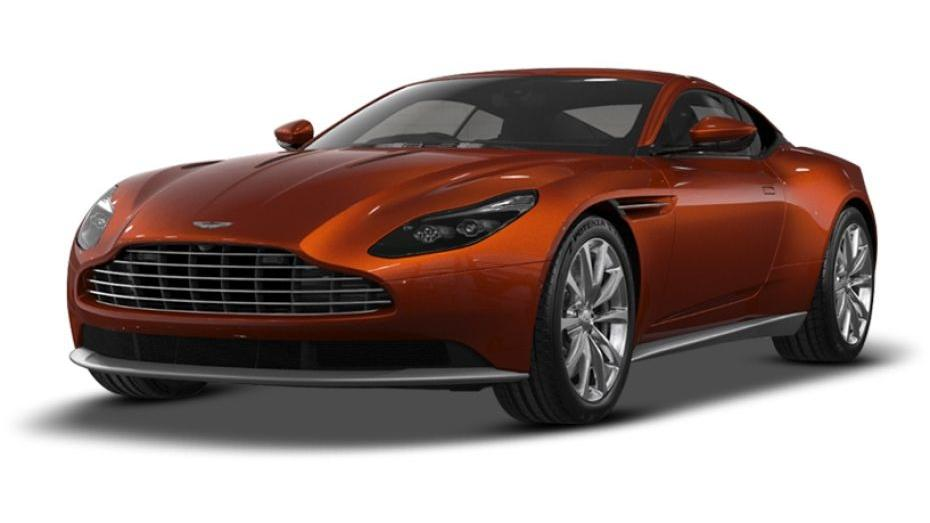 Aston Martin DB11 2019 Others 010