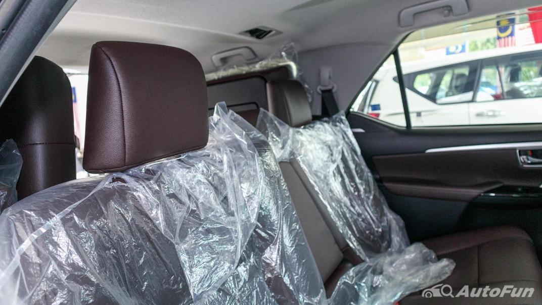 Toyota Fortuner 2019 Interior 029
