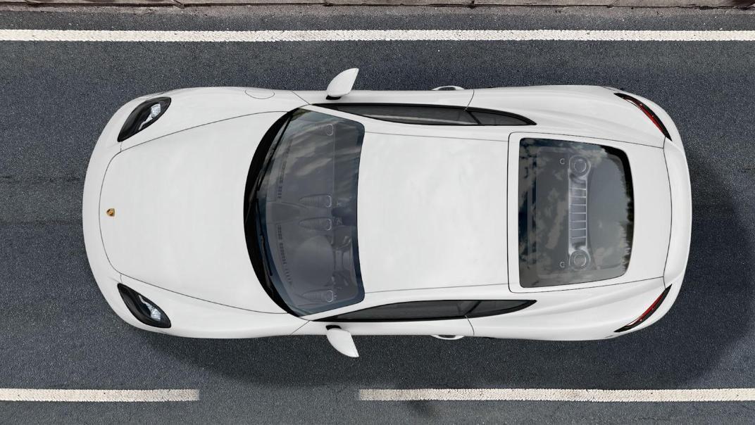 Porsche 718 2019 Exterior 055