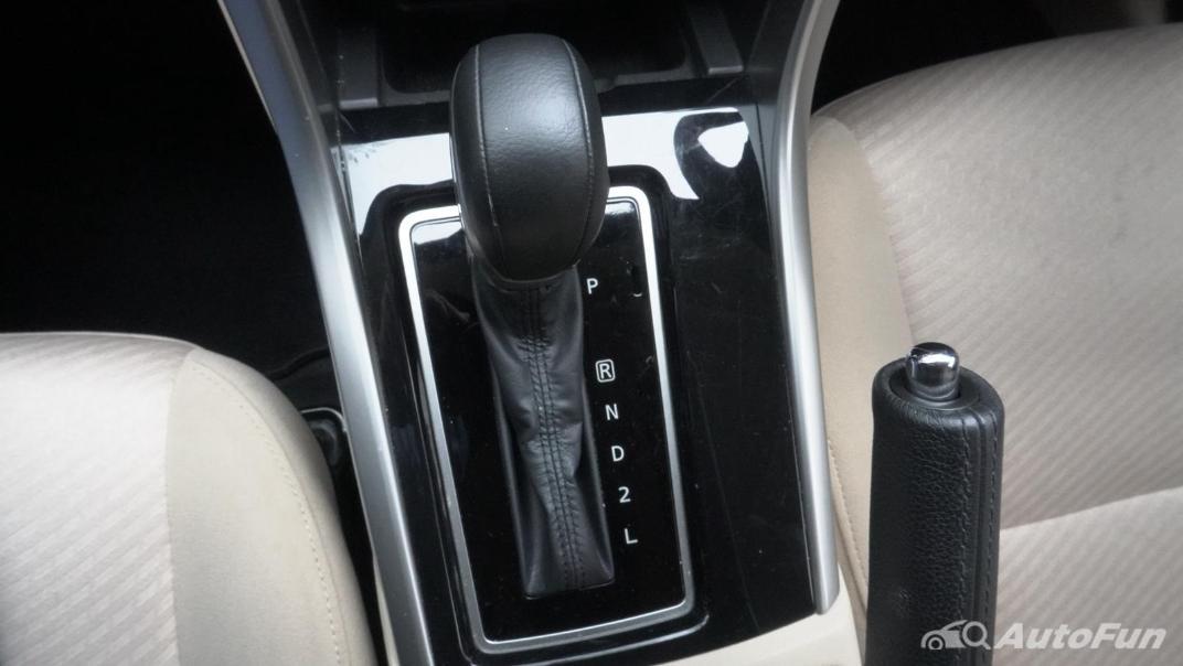 2020 Mitsubishi Xpander Ultimate A/T Interior 020