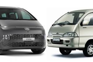 Fakta Daihatsu Zebra Espass, Mobil Bersosok Futuristik Pada Jamannya, Mirip Hyundai Staria