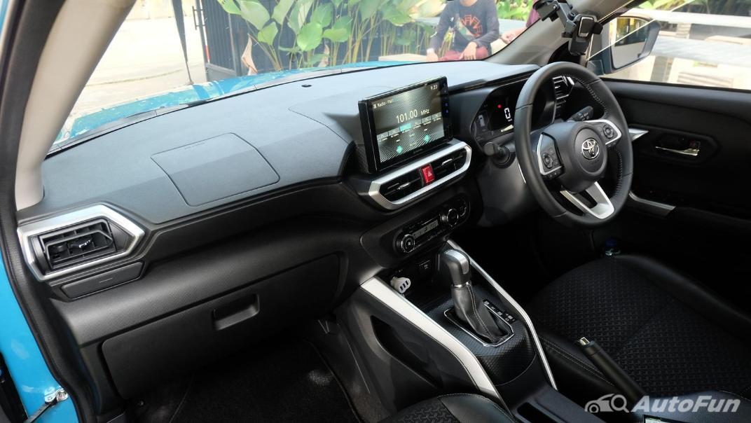 2021 Toyota Raize Interior 021