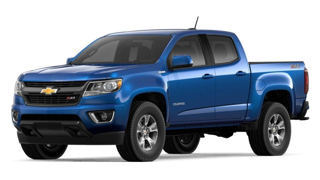 Chevrolet Colorado 2019 Others 007