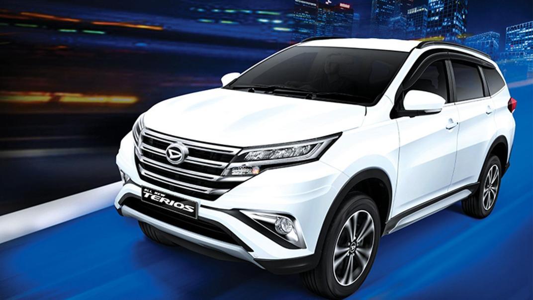 Daihatsu Terios 2019 Exterior 016