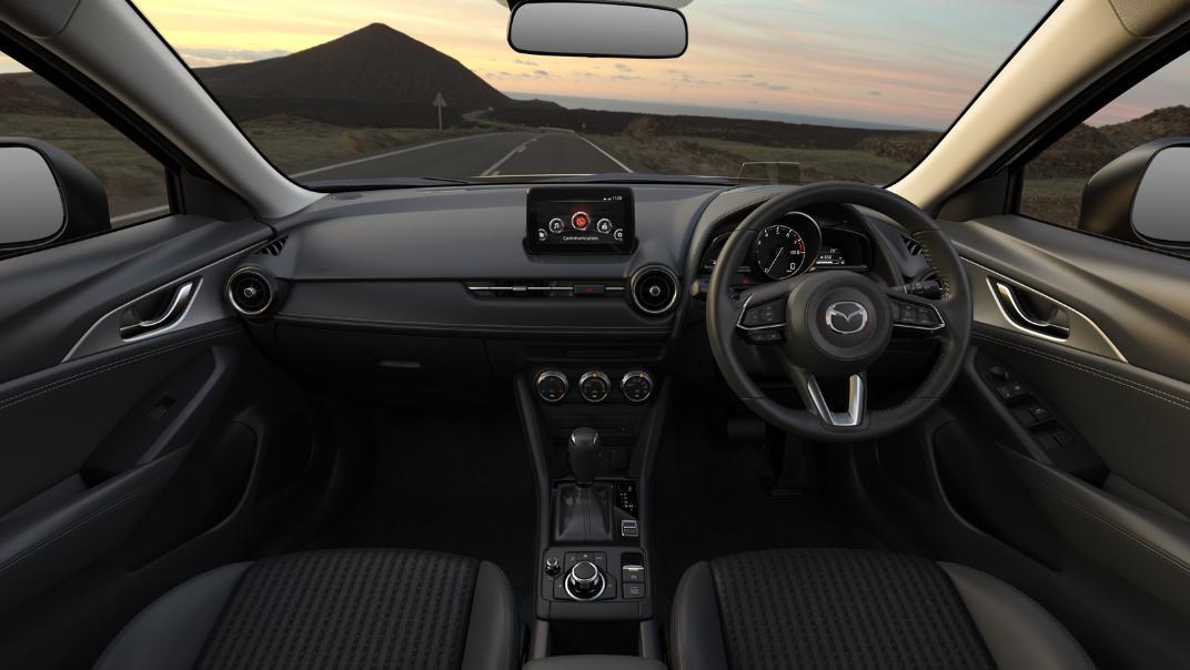 2021 Mazda CX-3 Interior 001