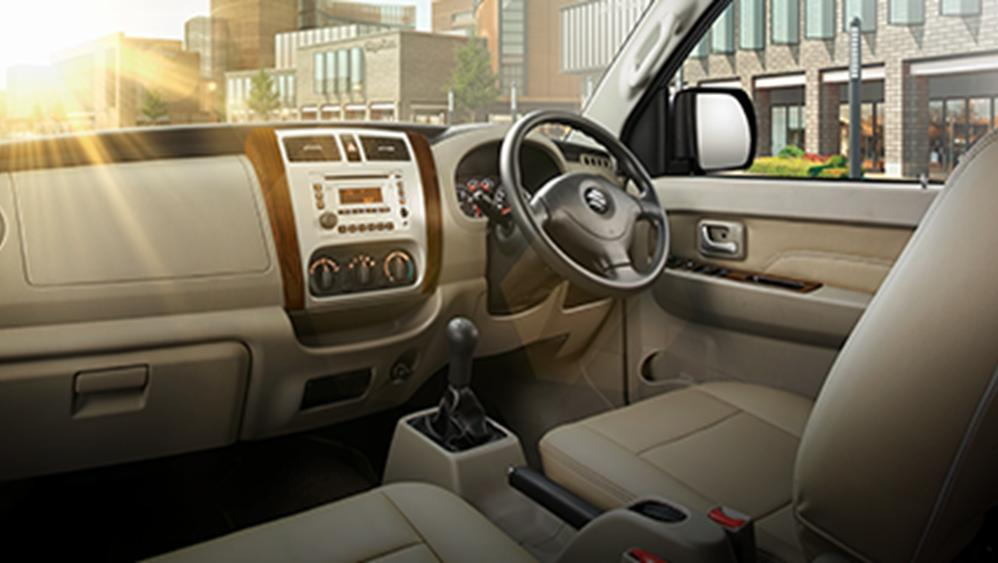 Suzuki APV Luxury 2019 Interior 002