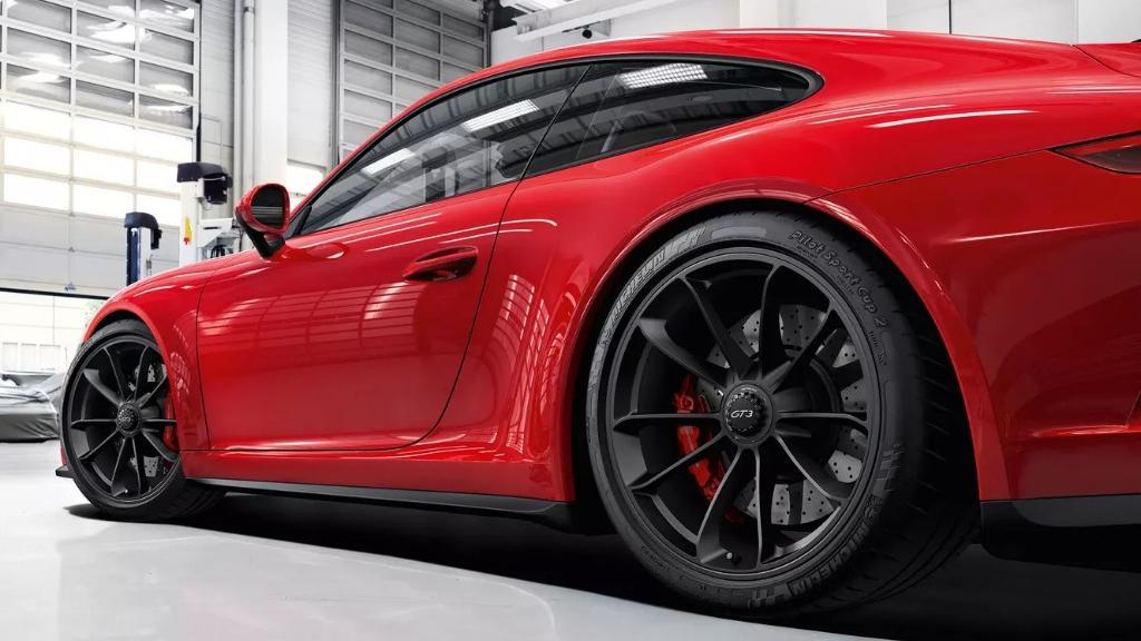 Porsche 911 2019 Exterior 026