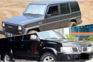 Perbandingan Nissan Terrano vs Daihatsu Taft Hiline, Mana Jip Off Road Paling Perkasa?