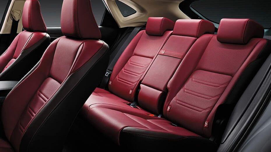 Lexus NX 2019 Interior 010