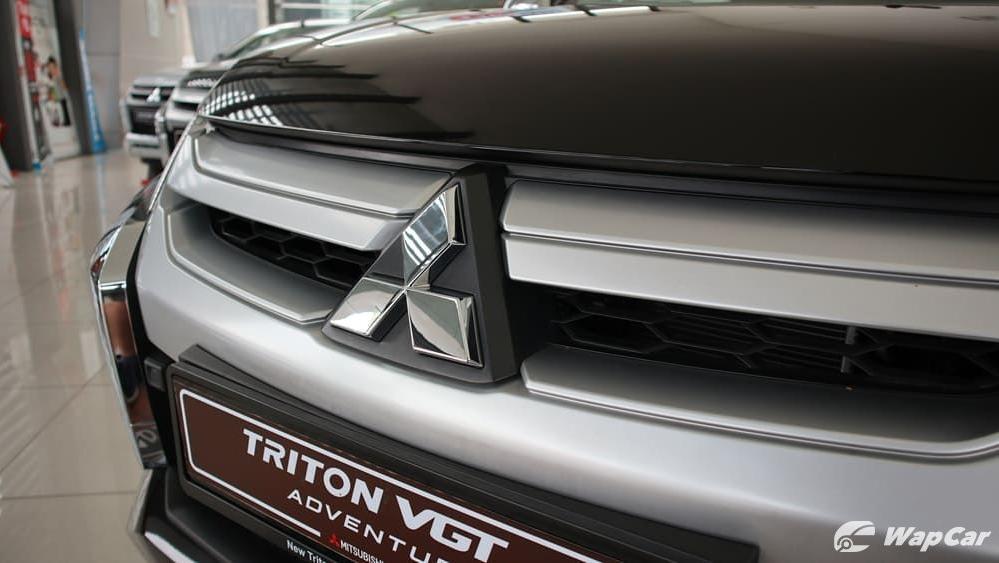 Mitsubishi Triton 2019 Exterior 018