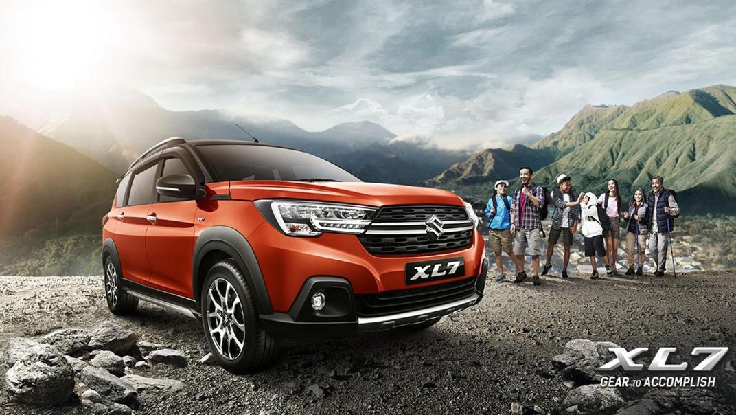 Suzuki XL7 2019 Exterior 002