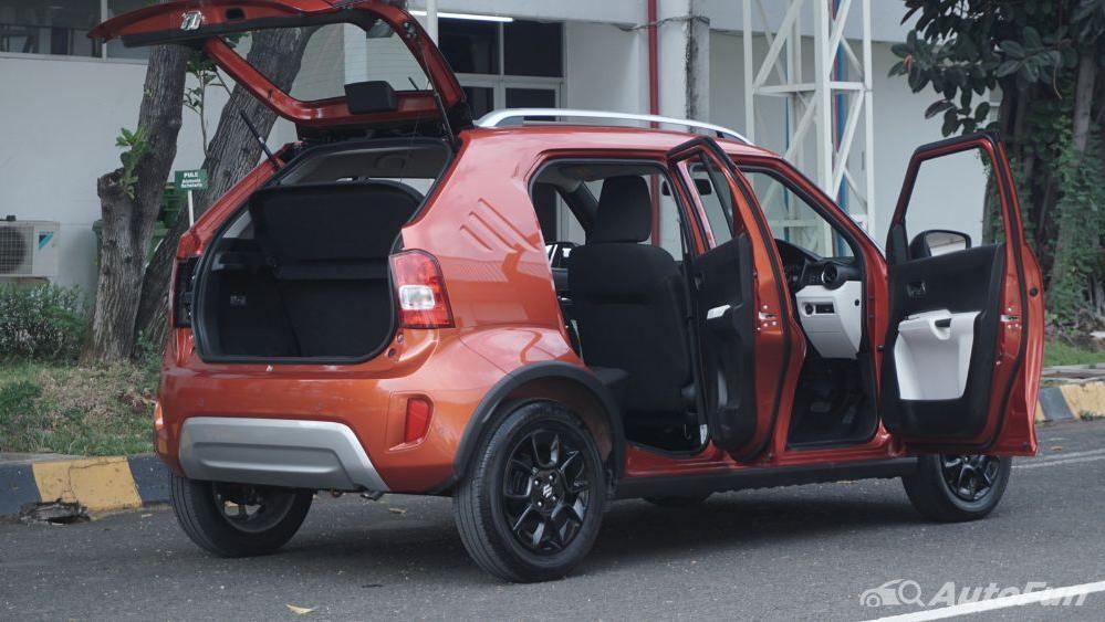 Suzuki Ignis GX AGS Exterior 018