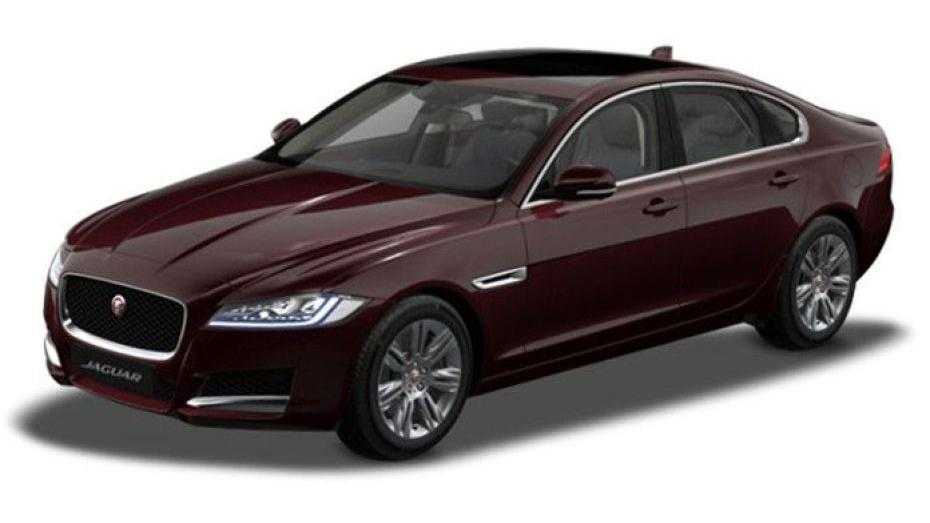 Jaguar XF 2019 Others 012