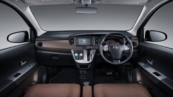 Toyota Calya 2019 Interior 001