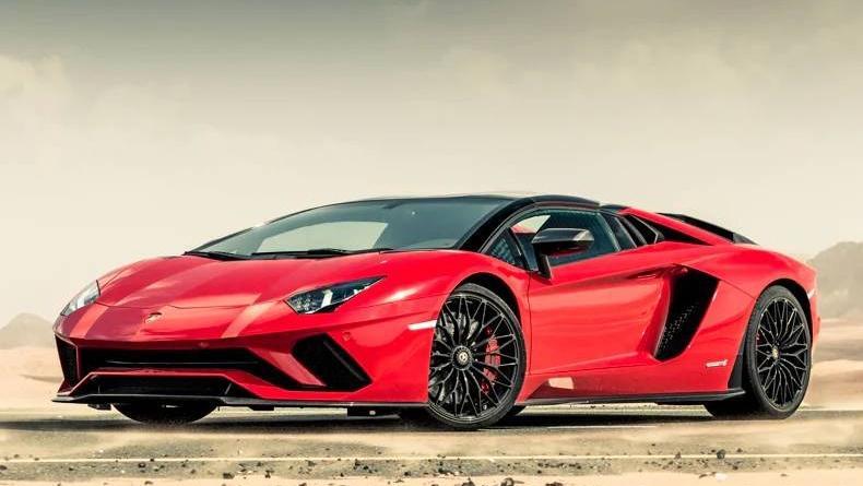 Lamborghini Aventador 2019 Exterior 023