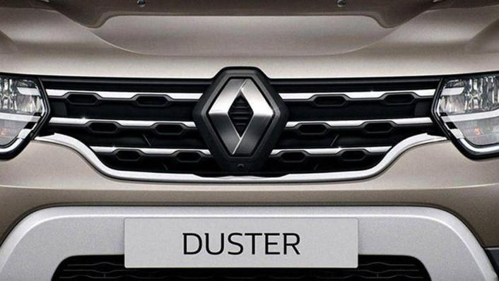 Renault Duster 2019 Exterior 010