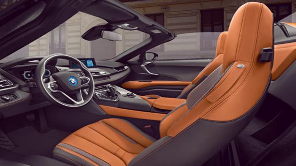 BMW I9 Roadster 2019 Interior 003