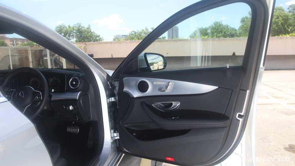 Mercedes-Benz E-Class 2019 Interior 170