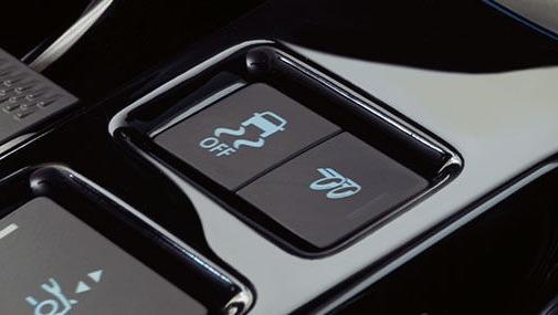 Jaguar F-TYPE 2019 Interior 022