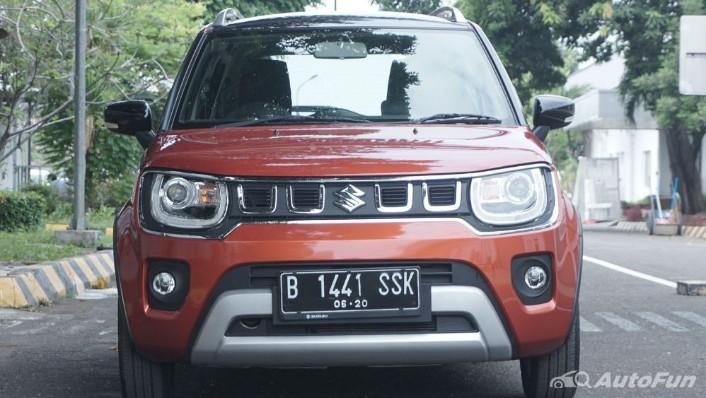 Suzuki Ignis GX AGS Exterior 002