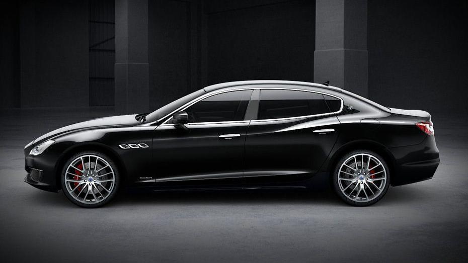 Maserati Quattroporte 2019 Exterior 028