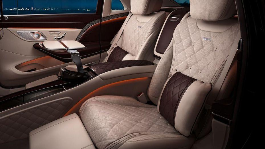 Mercedes-Benz S-Class 2019 Interior 004