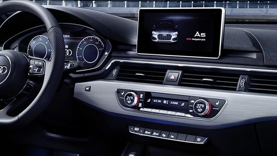 Audi A5 2019 Interior 003