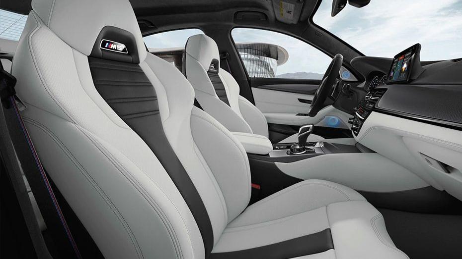 BMW M5 2019 Interior 012