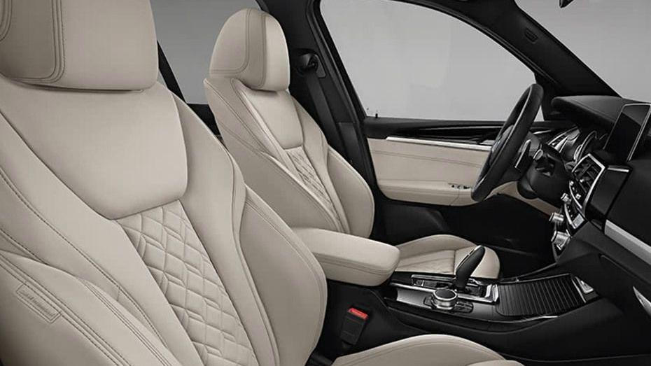 BMW X3 2019 Interior 010