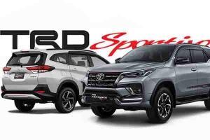 Sebelum Virus GR Sport Ramai di Indonesia, Ketahui Model Mobil Baru Toyota yang Dapat Varian TRD Sportivo