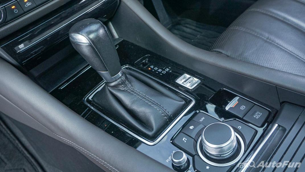 Mazda 6 Elite Estate Interior 036
