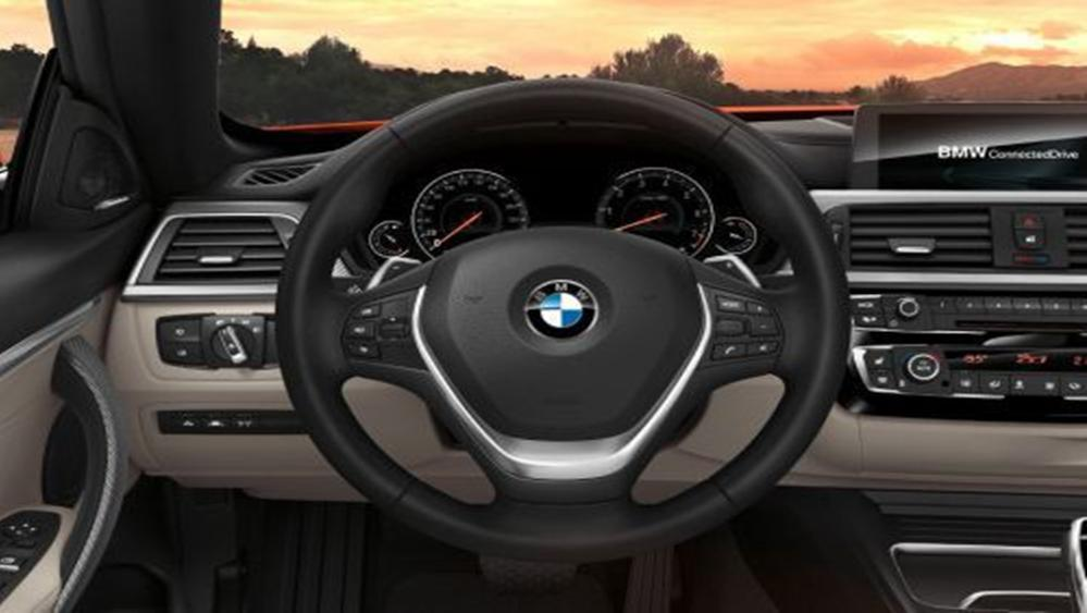 BMW 4 Series Convertible 2019 Interior 003