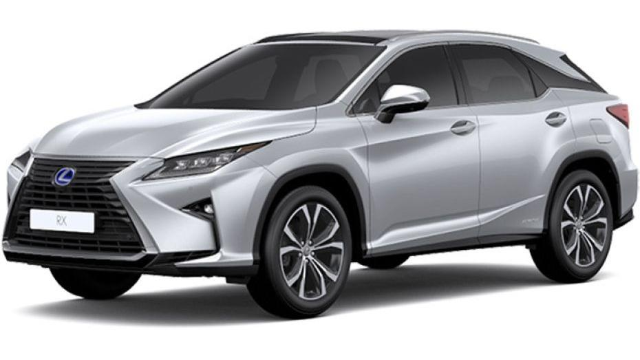 Lexus RX 2019 Others 002