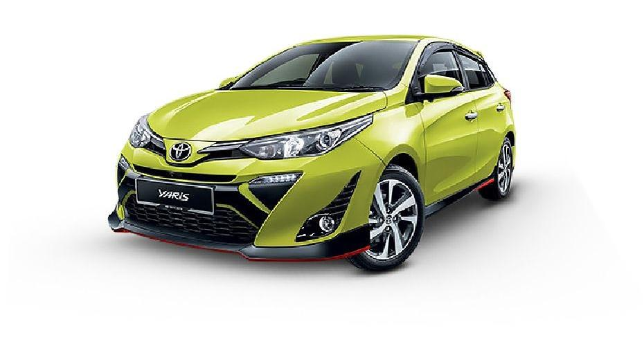 Toyota Yaris 2019 Others 020