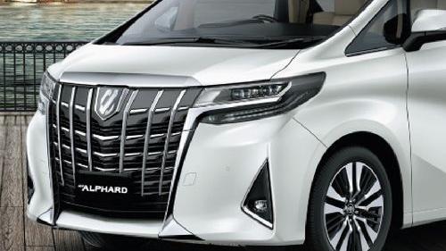 Toyota Alphard 2019 Exterior 007