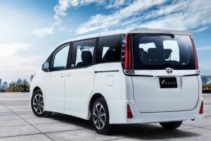 Toyota Voxy 2022 Bakal Tampil Makin Agresif, Sudah Diuji Jalan Siap Masuk Indonesia Tahun Depan?