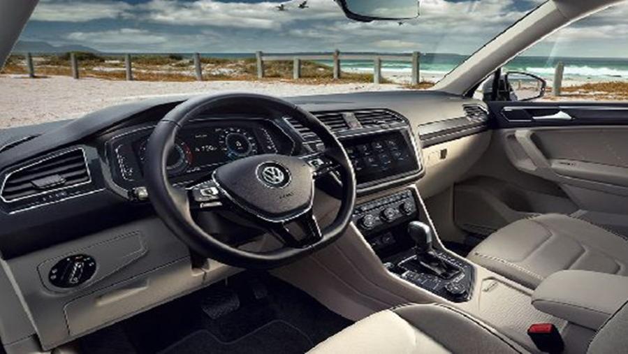 Volkswagen Tiguan Allspace 2019 Interior 001