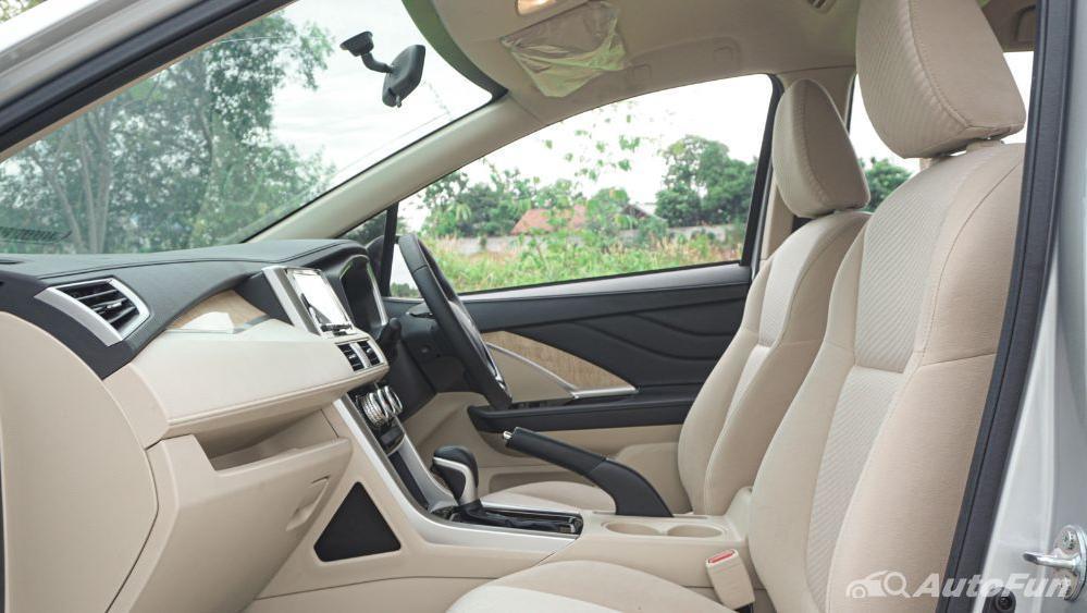 Mitsubishi Xpander Ultimate A/T Interior 006