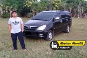Review Pemilik: Toyota Kijiang Innova G Matic 2004, Jadi Pilihan untuk Keluarga