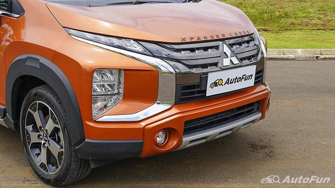 Mitsubishi Xpander Cross 2020 Premium Package AT Exterior 014