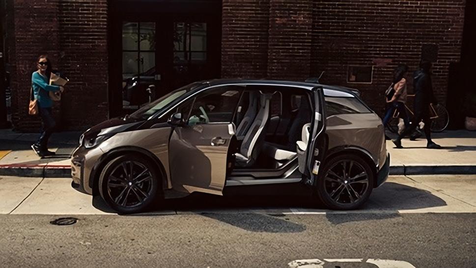 BMW I3s 2019 Interior 009