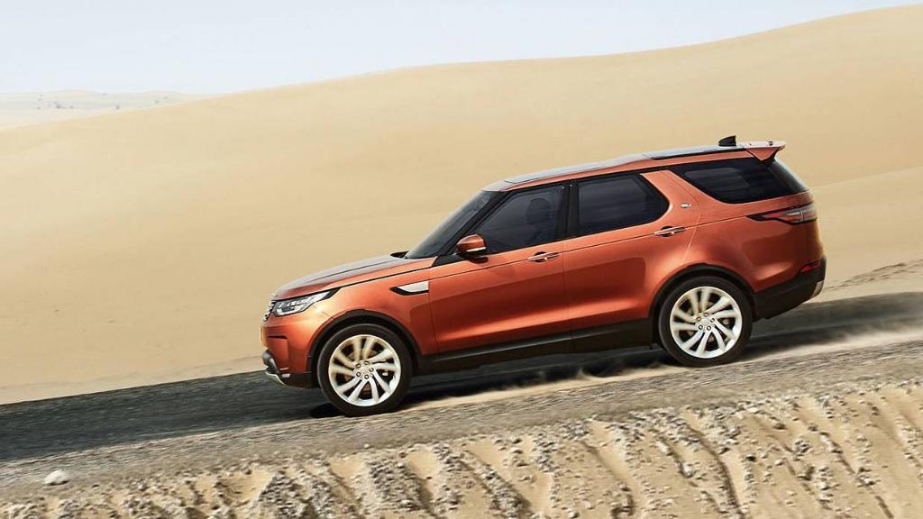 Land Rover Discovery 2019 Exterior 011